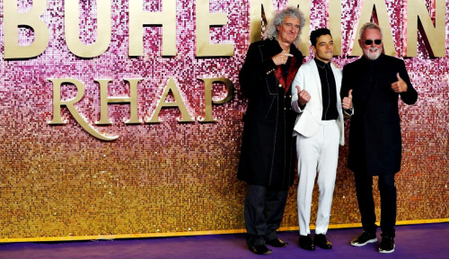 Foto Saking Demennya, Wanita Australia Ini Masuk Rekor Dunia Gara-gara Nonton Bohemian Rhapsody