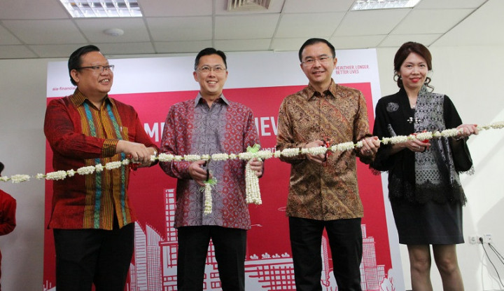 Foto Berita Perkuat Layanan, AIA Resmikan Kantor Baru di Medan
