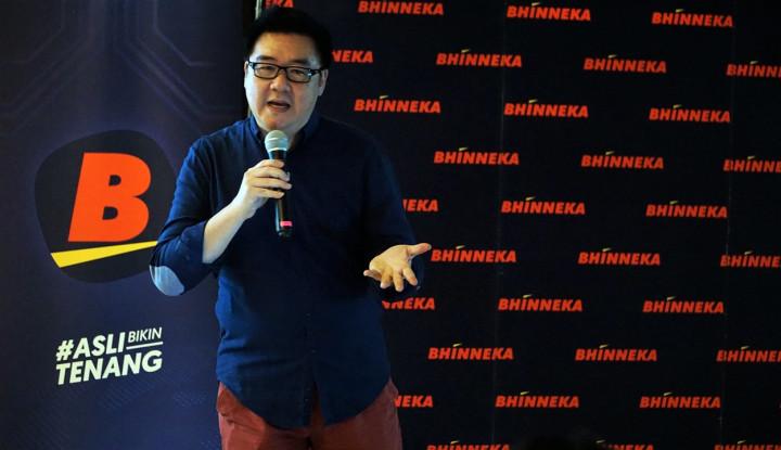 Foto Berita Sepak Terjang dalam Kisah Pioner E-Commerce Indonesia, Bhinneka
