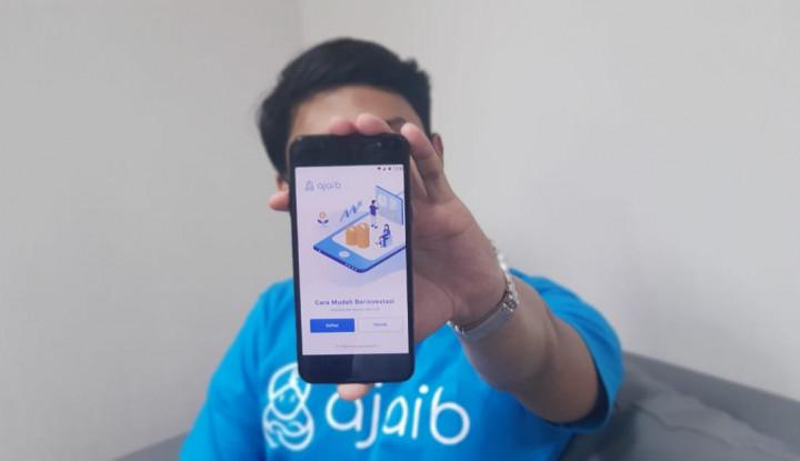 Aplikasi Ini Mempermudah Kaum Milenial Berinvestasi - Warta Ekonomi