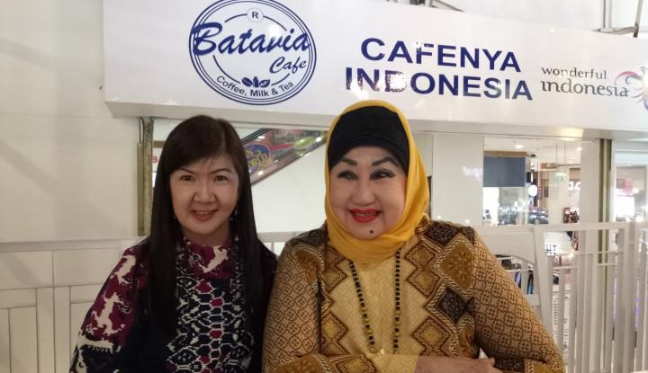 Foto Berita Usung Wonderful Indonesia, Batavia Cafe Sajikan Kopi dan Makanan Nusantara