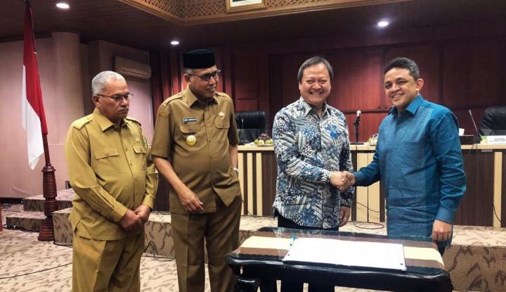 Foto Berita PII Siapkan Pengembangan RS dr Zainoel Abidin Banda Aceh