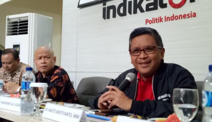 Dilaporkan ke Polisi oleh Andi Arief, Hasto Cuek - Warta Ekonomi