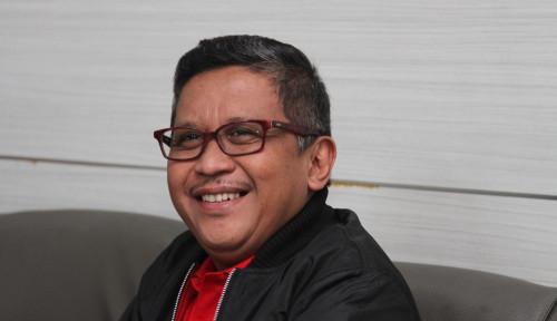 Foto Prabowo Tak Paham Unicorn, Hasto Yakin Milenial Pilih Jokowi
