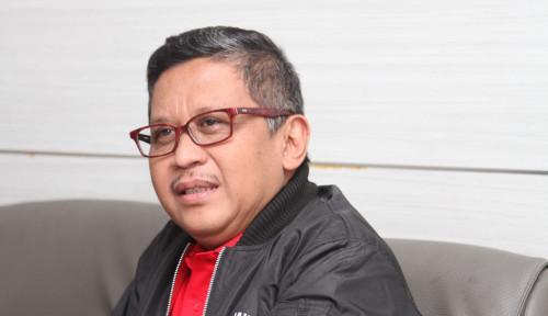 Foto Pilih Nobar dengan Relawan, Sekjen Parpol Pendukung Jokowi Tak Ikut Hadir ke Bidakara