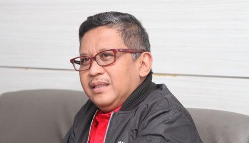 Foto Hasto Yakin Jokowi-Ma'ruf Bakal Menang di Banten, Ini Faktor Utamanya