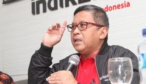 Foto HAH!! Anak Buah Hasto Kristiyanto Diangkut KPK?