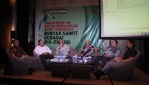 Foto Industri Sawit Dukung Pengembangan Bio Energi