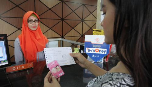 Foto Top Up Mandiri e-money Kini Bisa di Kantor Pos