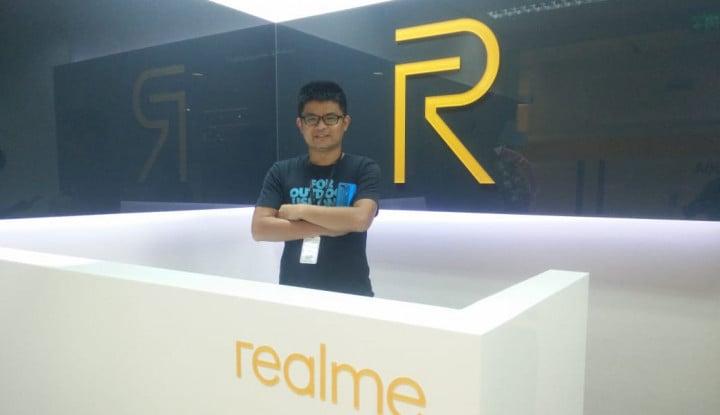 Sasar Anak Muda, Realme Sukses Masuki Pasar Indonesia - Warta Ekonomi