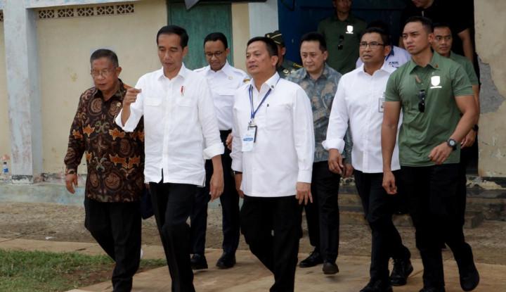 Dua Hari Berturut-turut, Jokowi Blusukan Bareng PNM - Warta Ekonomi