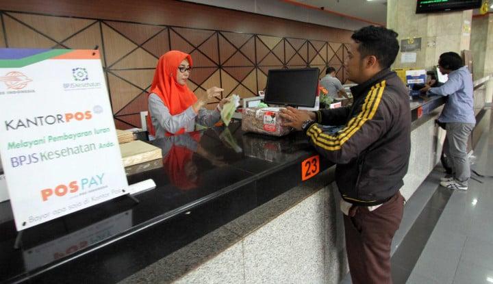 Diisukan Bangkrut, Pos Indonesia: Enggak Lah! - Warta Ekonomi