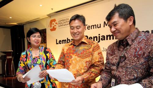Foto Jadi DGS BI, Ini Harapan DPR Buat Destry Damayanti