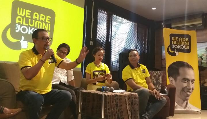 10.000 Alumni UI Siapkan Deklarasi Dukung Jokowi-KMA - Warta Ekonomi