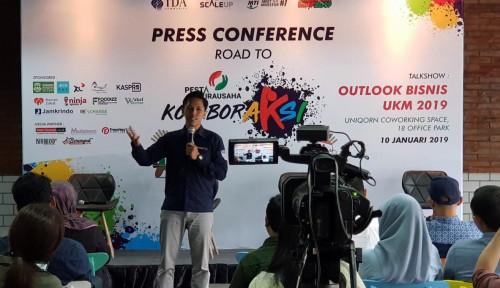 Foto Sandiaga Hingga Christian Sugiono Jadi Pembicara Pesta Wirausaha TDA, Catat Tanggalnya!