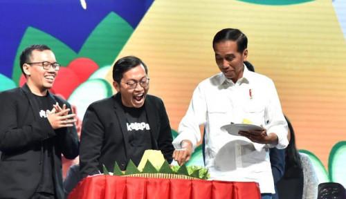 Foto Sembilan Tahun Perjalanan Sukses Bukalapak