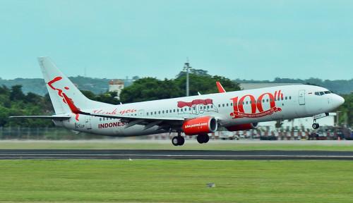 Lion Air Gagal Landas di Balikpapan