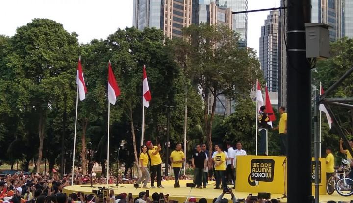 Jokowi: Pimpin Negara Jangan Coba-Coba - Warta Ekonomi
