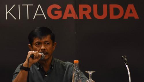 Foto Jelang Semifinal, Indra Sjafri Khawatirkan Kondisi Pemain Timnas Indonesia U-22