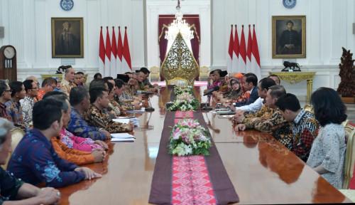 Foto Dekopin Minta Ini dari Jokowi