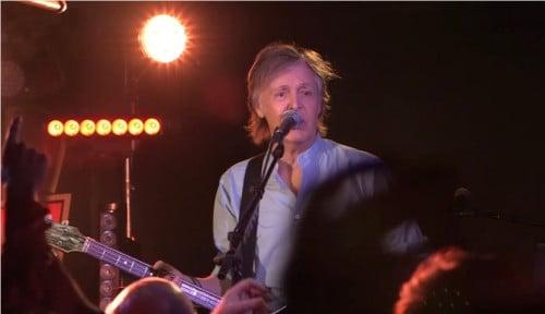 Foto Sempat Terabaikan, Film Paul McCartney 'Bruce McMouse Show' Akan Tayang
