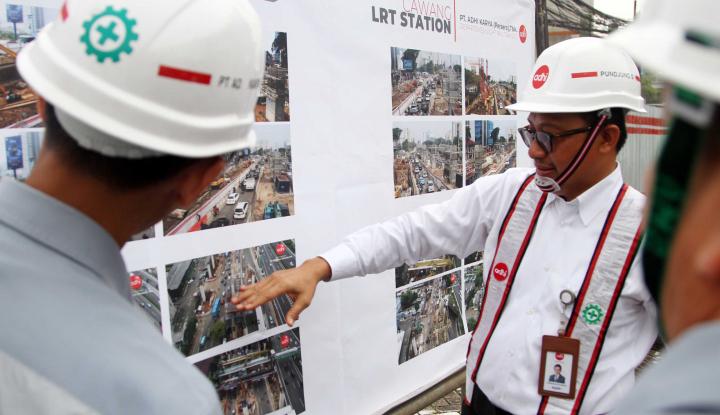 Ashiap! Adhi Karya Kantongi Kontrak Baru Rp3 Triliun - Warta Ekonomi