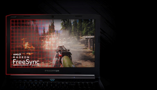 Foto Acer Luncurkan Laptop Gaming dengan Prosesor AMD Ryzen