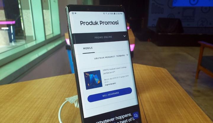 Selama 2018, Situs Samsung Dikunjungi 60 Juta Orang - Warta Ekonomi