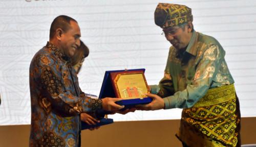 Foto Harapan Gubernur Edy untuk Bank Sumut, Top!!!