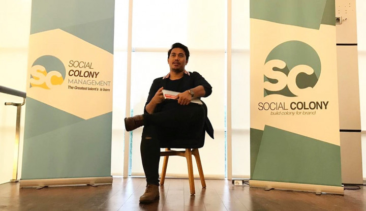 Sosialcolony Bentuk Holding Perusahaan untuk Maksimalkan Promosi Melalui Influencer - Warta Ekonomi