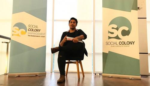 Foto Sosialcolony Bentuk Holding Perusahaan untuk Maksimalkan Promosi Melalui Influencer