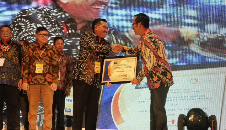 Foto Berita Gandeng Kemenperin, AHM Rambah Wilayah Timur Indonesia