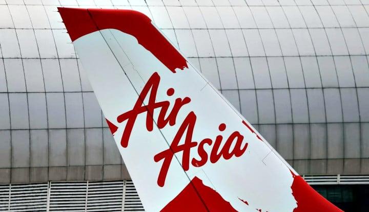 Rencana Airasia Dapat Dana Rp1,17 T Tertunda Lagi - Warta Ekonomi