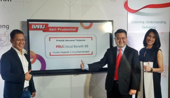 Foto Berita Prudential Kenalkan PRUCritical Benefit 88 Hingga ke Medan, Lihat Keuntungannya