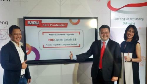 Foto Prudential Kenalkan PRUCritical Benefit 88 Hingga ke Medan, Lihat Keuntungannya
