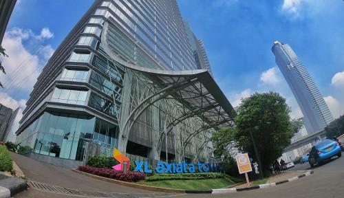 Foto Saham XL Axiata Dicaplok Perusahaan Singapura