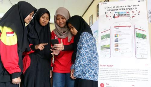Foto Telkomsel Wujudkan Desa Digital di Purwakarta