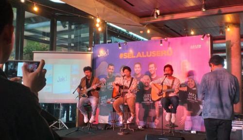 Foto Capai Usia ke-12, JakFM Berkomitmen Jadi Teman Pendengar