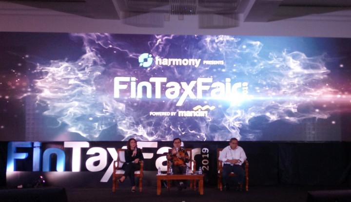 Ajak Pelaku Bisnis Pahami Finansial dan Perpajakan, Fintax Fair 2019 Resmi Digelar - Warta Ekonomi