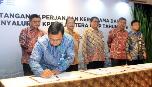 Foto Komitmen Sediakan Rumah Terjangkau, SMF Teken PKO dengan Bank Penyalur