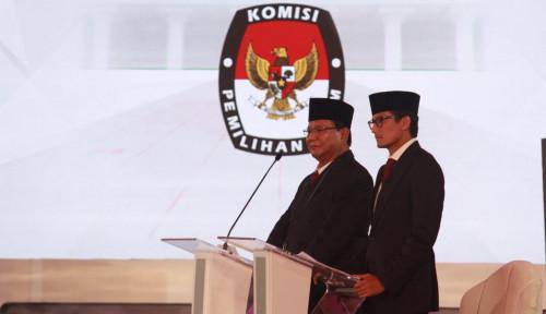 Foto Tim Prabowo Kritik Durasi Waktu Debat Pilpres