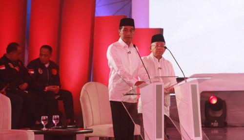 Foto Jokowi Sanggah Statement Prabowo: Gaji ASN Sudah Cukup