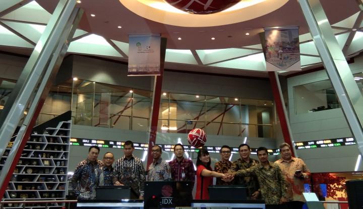 Resmi IPO, Saham Nusantara Properti Naik 69,9% - Warta Ekonomi