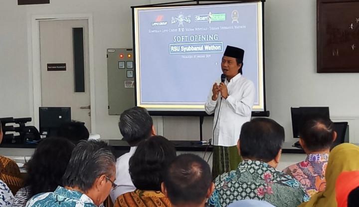 Foto Berita Tingkatkan Layanan Kesehatan Warga Magelang, NU dan Lippo Group Bangun RS Syubbanul Wathon
