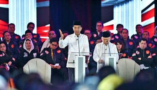 Foto Kecewa, Gerindra Kecewa Diserang Jokowi