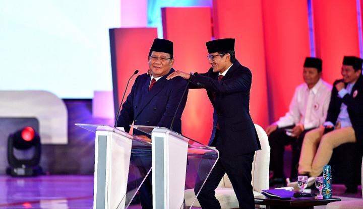 Foto Berita Jokowi Ungkit Caleg Gerindra Koruptor, Prabowo Tak Sabar Ingin Berikan Jawaban