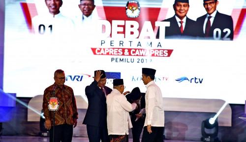 Foto Debat Kedua Tak Ada Bocoran, Begini Kata JK...