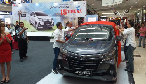 Foto 2019, Daihatsu Targetkan Penjualan Xenia di Medan Naik 20%