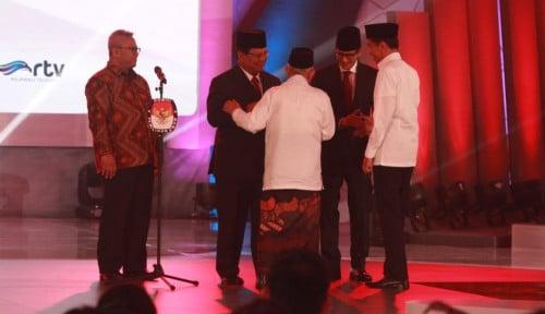 Foto Sandiaga: Prabowo Hormati Jokowi dan Ma'ruf