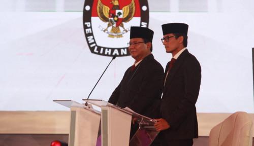 Foto Penyebab Elektabilitas Prabowo-Sandi Stagnan, Nggak Nyangka...